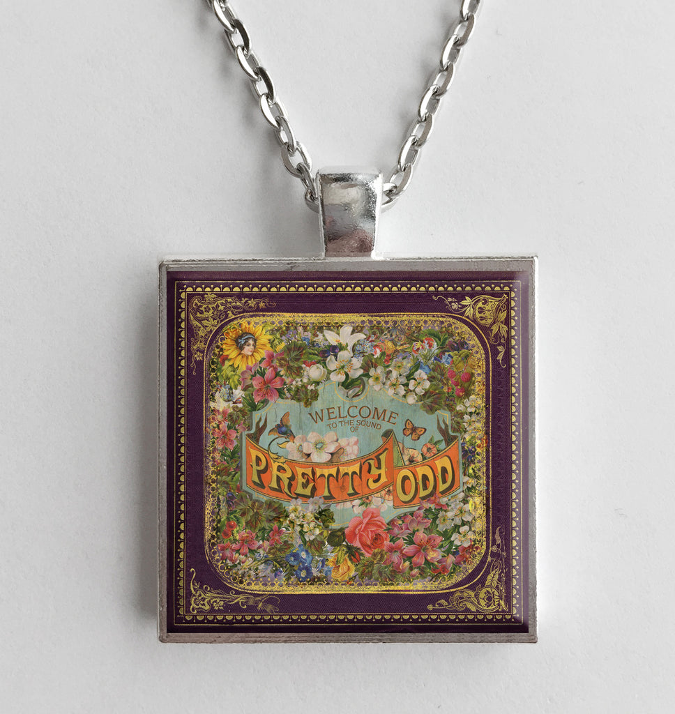Panic at the Disco - Welcome to the Sound of Pretty Odd - Album Cover Art Pendant Necklace - Hollee