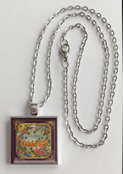 Panic at the Disco - Welcome to the Sound of Pretty Odd - Album Cover Art Pendant Necklace