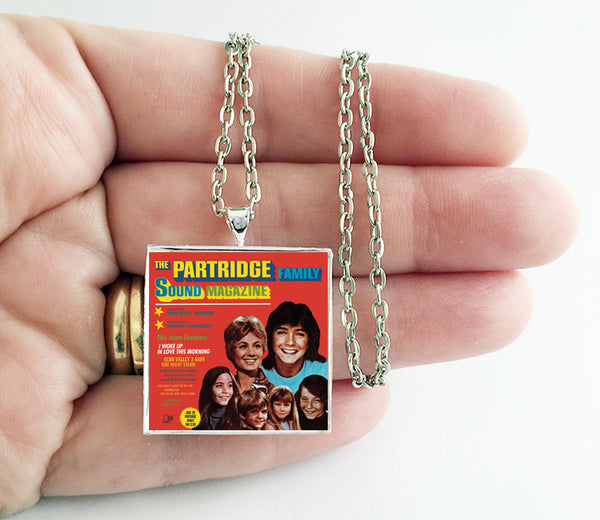 The Partridge Family - Sound Magazine - Album Cover Art Pendant Necklace - Hollee