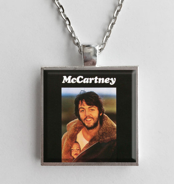 Paul McCartney - McCartney - Album Cover Art Pendant Necklace - Hollee