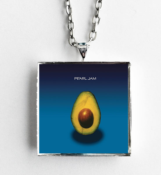Pearl Jam - Self Titled - Album Cover Art Pendant Necklace - Hollee