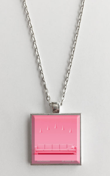 Pentatonix - At Home - Album Cover Art Pendant Necklace - Hollee