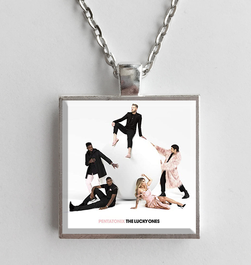 Pentatonix - The Lucky Ones - Album Cover Art Pendant Necklace