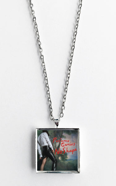 Perfume Genius - No Shape - Album Cover Art Pendant Necklace - Hollee