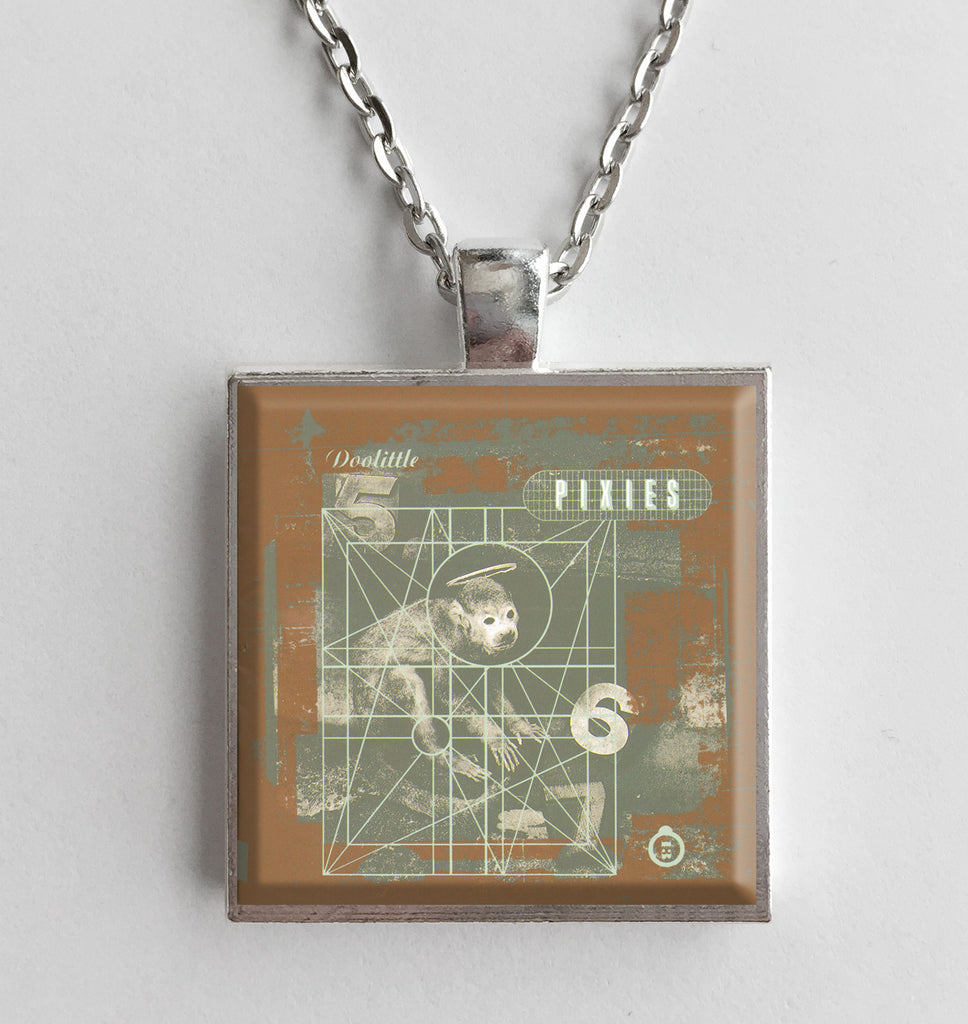 Pixies - Doolittle - Album Cover Art Pendant Necklace