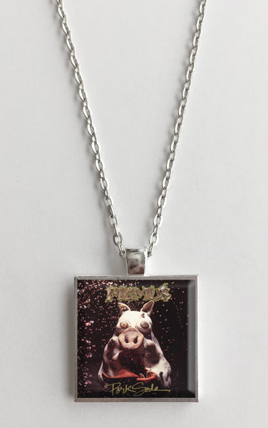 Primus - Pork Soda - Album Cover Art Pendant Necklace - Hollee
