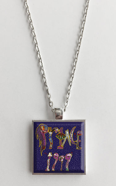Prince - 1999 - Album Cover Art Pendant Necklace - Hollee