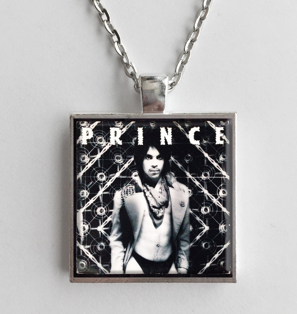 Prince - Dirty Mind - Album Cover Art Pendant Necklace - Hollee