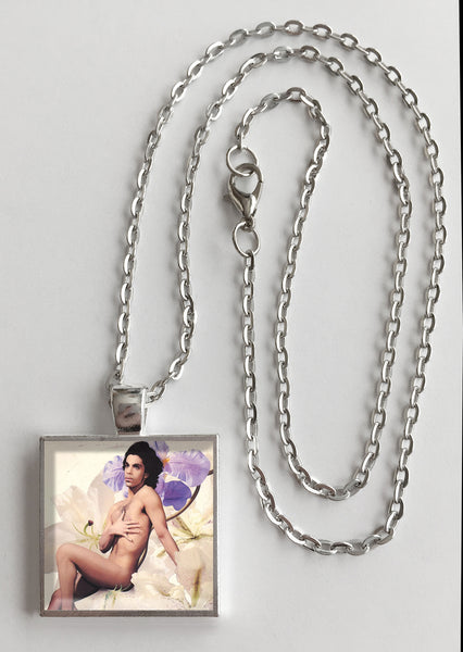Prince - Lovesexy - Album Cover Art Pendant Necklace - Hollee