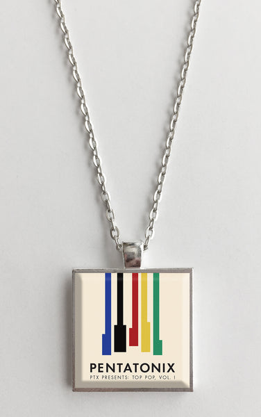 Pentatonix - PTX Presents: Top Pop, Vol. 1 - Album Cover Art Pendant Necklace - Hollee