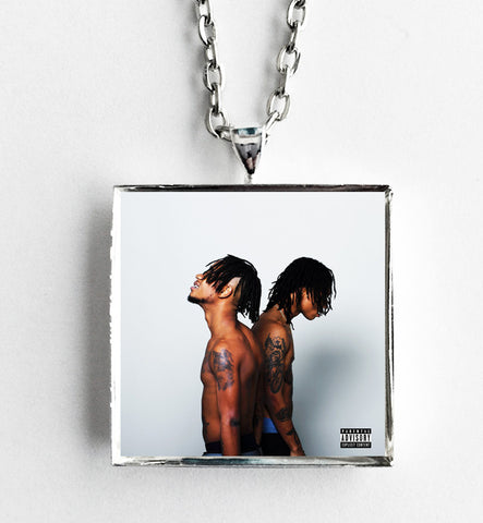 Rae Sremmurd - SremmLife 2 - Album Cover Art Pendant Necklace - Hollee
