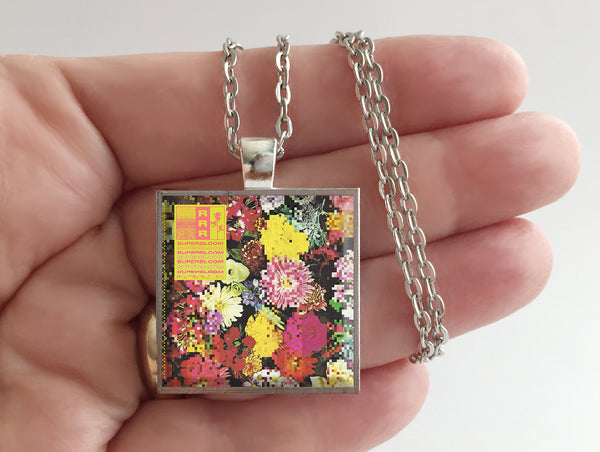 Ra Ra Riot - Superbloom - Album Cover Art Pendant Necklace - Hollee