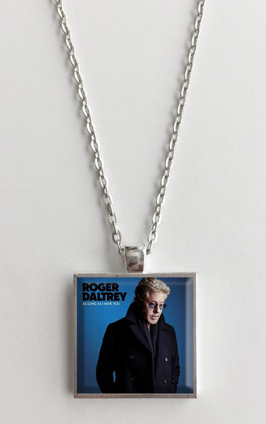 Roger Daltry - As Long As I Have You - Album Cover Art Pendant Necklace - Hollee