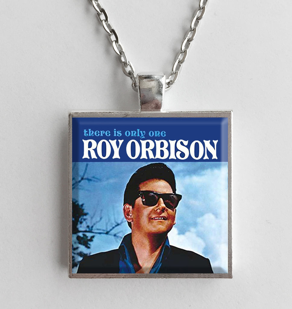 Roy Orbison - There is Only One - Album Cover Art Pendant Necklace - Hollee