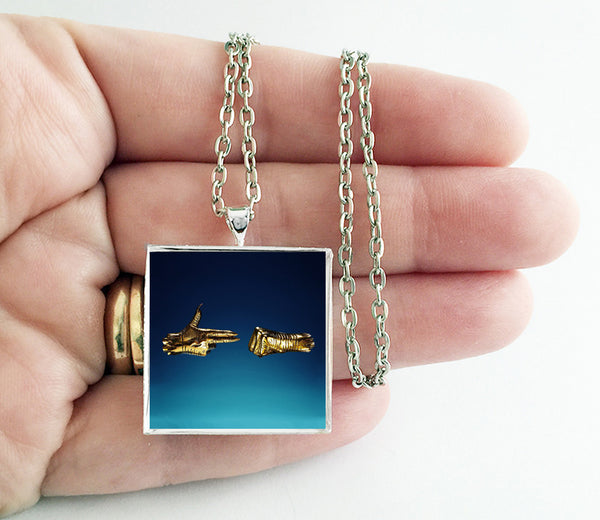Run the Jewels - Run the Jewels 3 - Album Cover Art Pendant Necklace