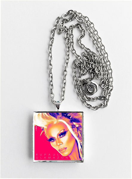 RuPaul - Glamazon - Album Cover Art Pendant Necklace - Hollee