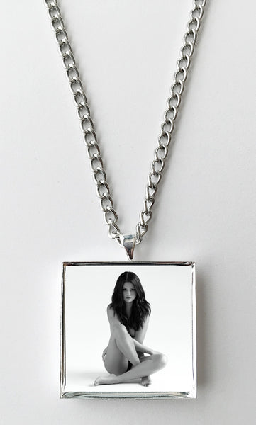 Selena Gomez - Revival - Album Cover Art Pendant Necklace - Hollee