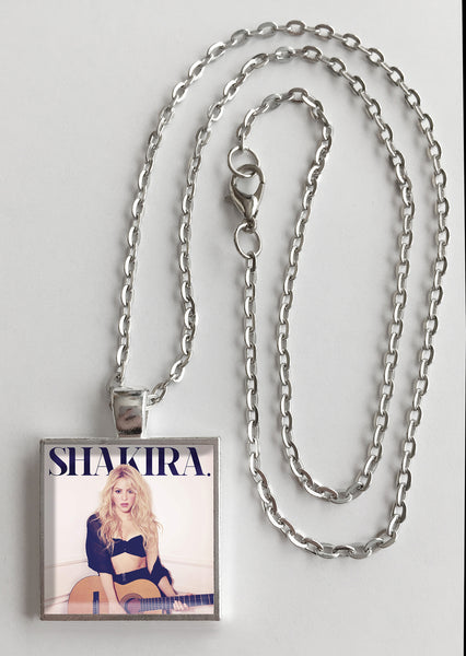 Shakira - Self Titled - Album Cover Art Pendant Necklace - Hollee