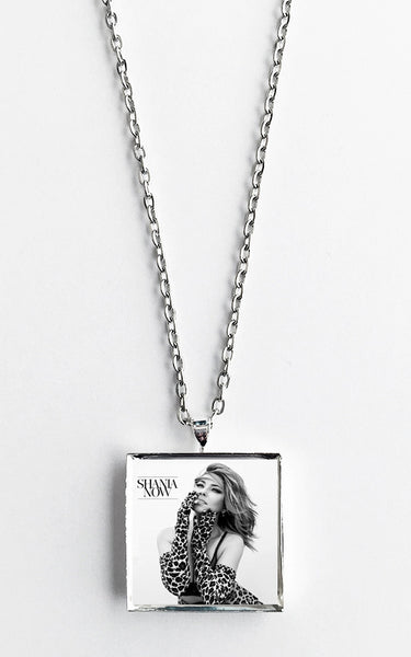 Shania Twain - Now - Album Cover Art Pendant Necklace - Hollee