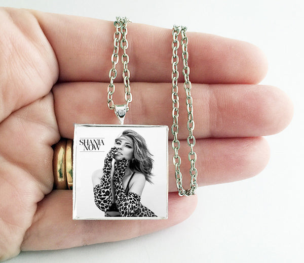 Shania Twain - Now - Album Cover Art Pendant Necklace