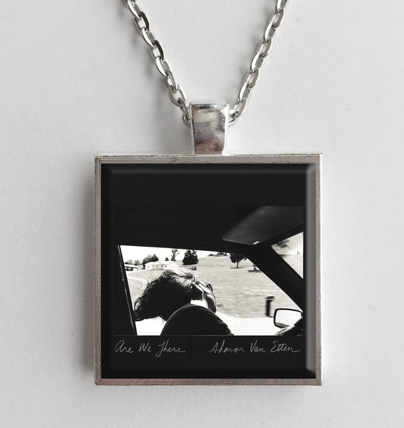 Sharon Van Etten - Are We There - Album Cover Art Pendant Necklace - Hollee