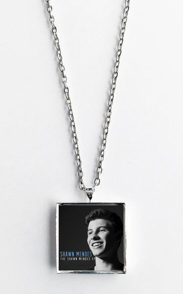 Shawn Mendes - EP - Album Cover Art Pendant Necklace - Hollee