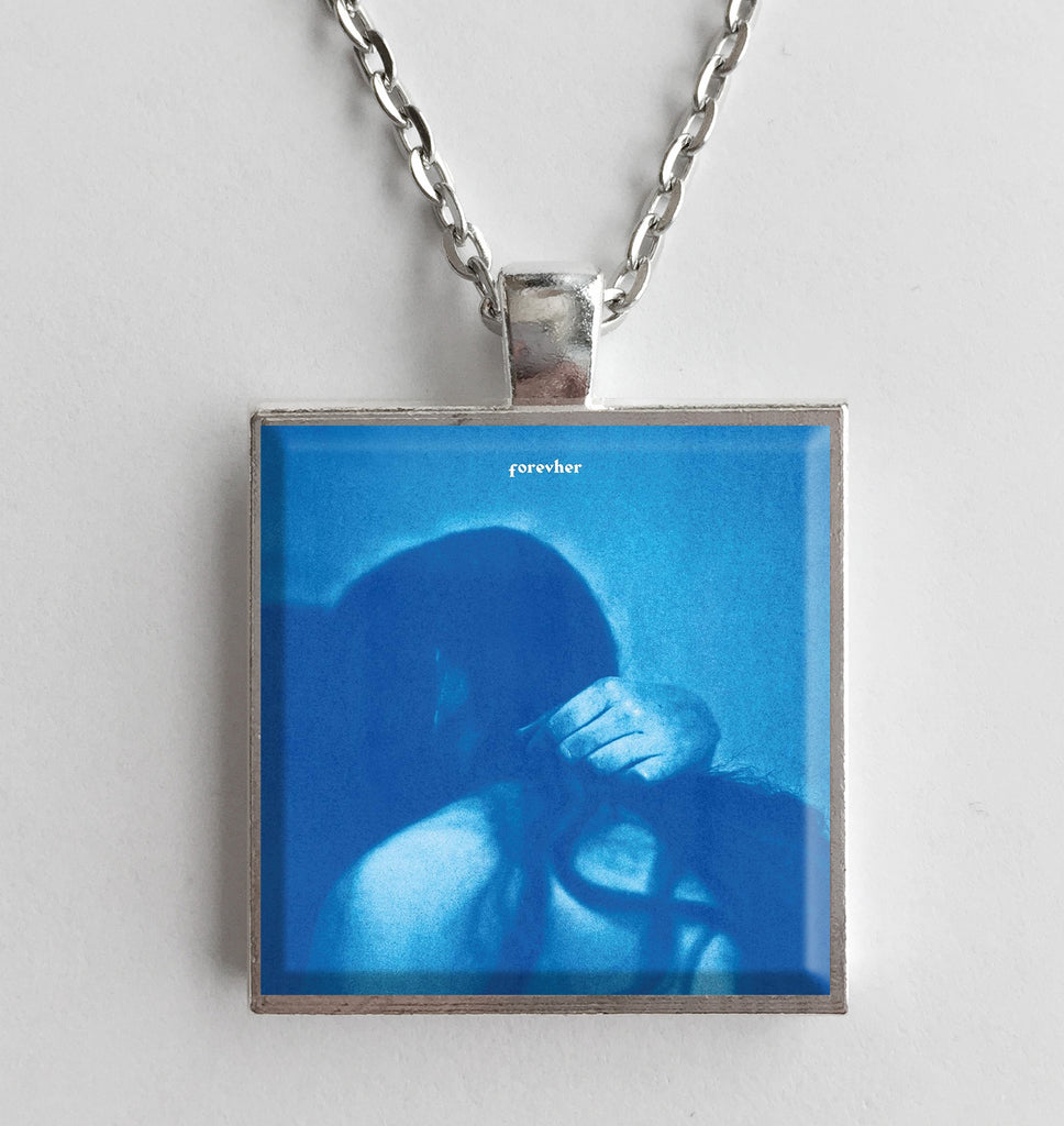 Shura - Forevher - Album Cover Art Pendant Necklace - Hollee