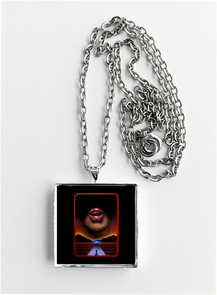 Sleeping with Sirens - Gossip - Album Cover Art Pendant Necklace - Hollee