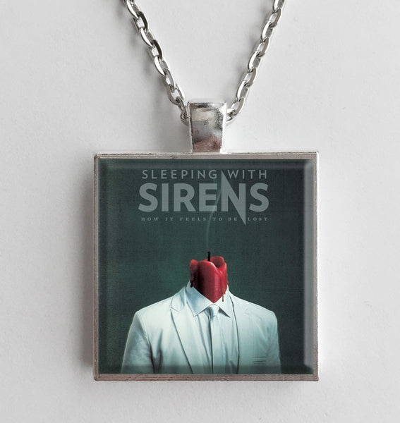 Sleeping with Sirens - How It Feels to be Lost - Album Cover Art Pendant Necklace - Hollee