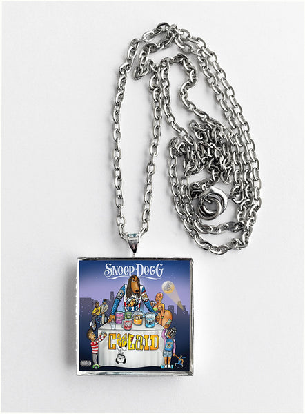 Snoop Dogg - Coolaid - Album Cover Art Pendant Necklace