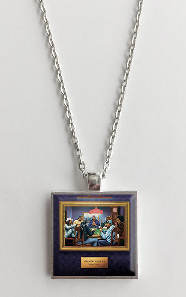 Snoop Dogg - I Wanna Thank Me - Album Cover Art Pendant Necklace - Hollee