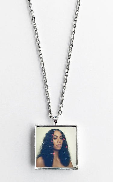 Solange - Seat at the Table - Album Cover Art Pendant Necklace - Hollee