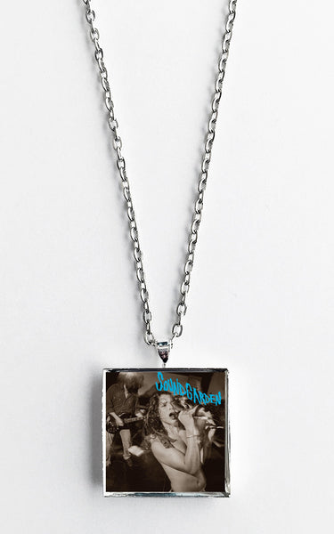 Soundgarden - Screaming Life - Album Cover Art Pendant Necklace - Hollee