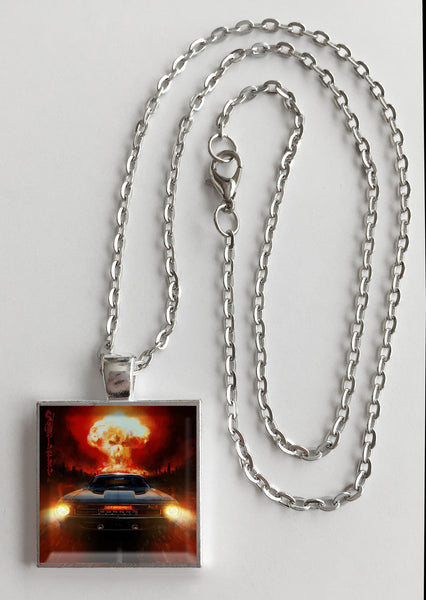 Sturgill Simpson - Sound & Fury - Album Cover Art Pendant Necklace - Hollee