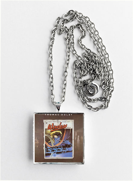 Thomas Dolby - The Golden Age of Wireless - Album Cover Art Pendant Necklace