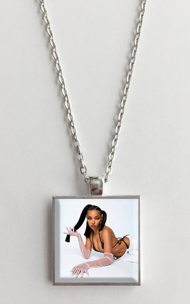 Tinashe - Songs For You - Album Cover Art Pendant Necklace - Hollee