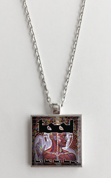 Tool - Lateralus - Album Cover Art Pendant Necklace - Hollee