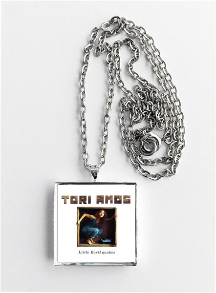 Tori Amos - Little Earthquakes - Album Cover Art Pendant Necklace - Hollee