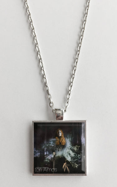 Tori Amos - Native Invader - Album Cover Art Pendant Necklace - Hollee