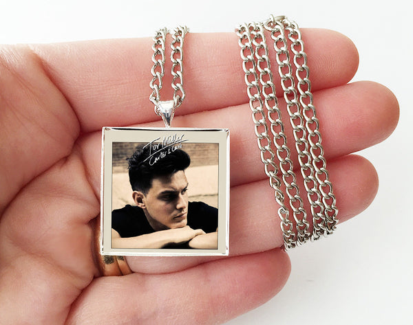 Tor Miller - Carter & Cash - Album Cover Art Pendant Necklace - Hollee