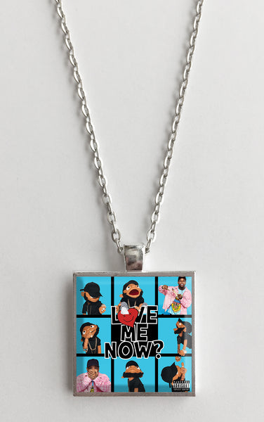Tory Lanez - Love Me Now? - Album Cover Art Pendant Necklace - Hollee