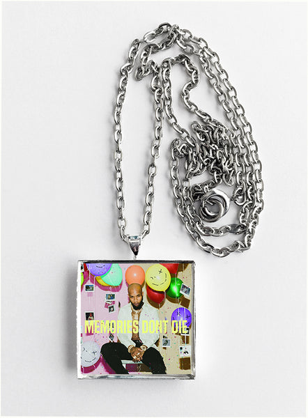 Tory Lanez - Memories Don't Die - Album Cover Art Pendant Necklace - Hollee