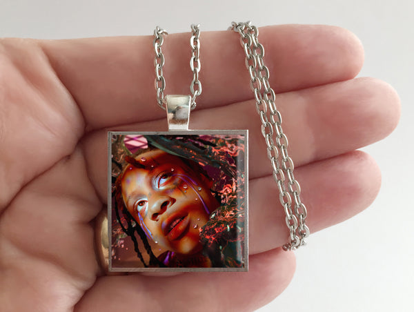 Trippie Redd - A Love Letter To You 4 - Album Cover Art Pendant Necklace - Hollee
