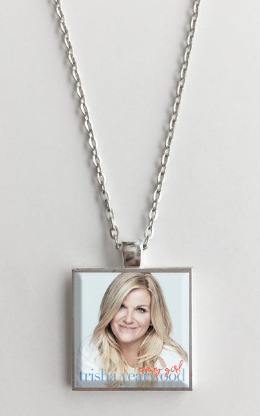 Trisha Yearwood - Every Girl - Album Cover Art Pendant Necklace - Hollee