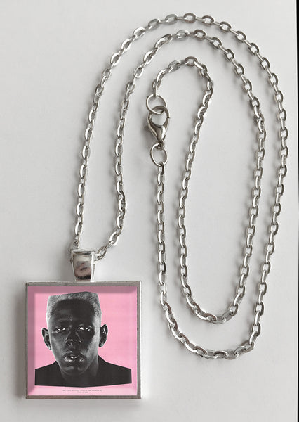 Tyler the Creator - IGOR - Album Cover Art Pendant Necklace - Hollee