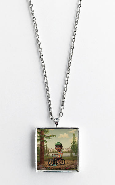 Tyler the Creator - Wolf - Album Cover Art Pendant Necklace - Hollee