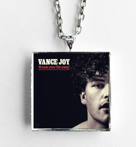 Vance Joy - Dream Your Life Away - Album Cover Art Pendant Necklace