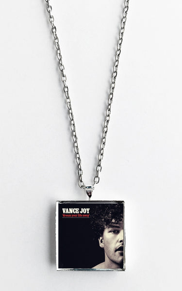 Vance Joy - Dream Your Life Away - Album Cover Art Pendant Necklace - Hollee