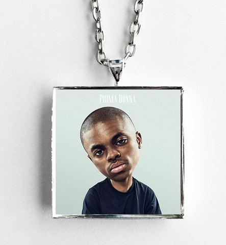 Vince Staples - Prima Donna - Album Cover Art Pendant Necklace