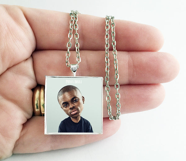 Vince Staples - Prima Donna - Album Cover Art Pendant Necklace - Hollee